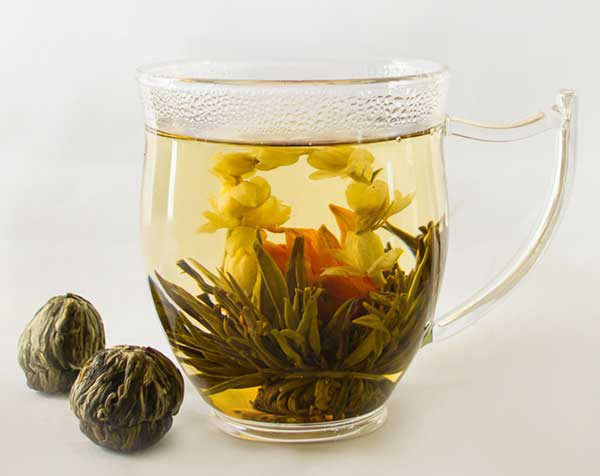 چای بلومینگ Blooming Tea